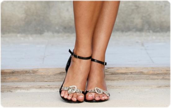 фото женские ножки