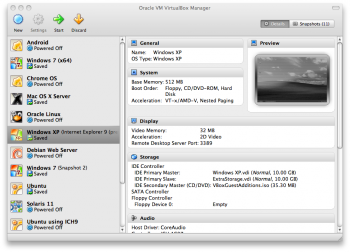 Oracle VM VirtualBox 4.3.6