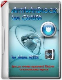 AntiWinBlock 2.3.2 LIVE CD/USB (2013) PC