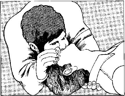 Часто бывает, что в сновидении спасают ребёнка — к благополучию.